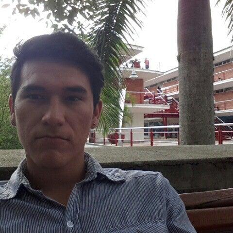 Photo taken at Universidad Pontificia Bolivariana - Seccional Bucaramanga by Estivem S. on 3/5/2014