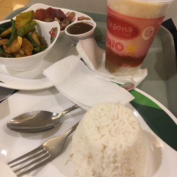Photo taken at SM Food Court by Rose Marie D. on 3/31/2017