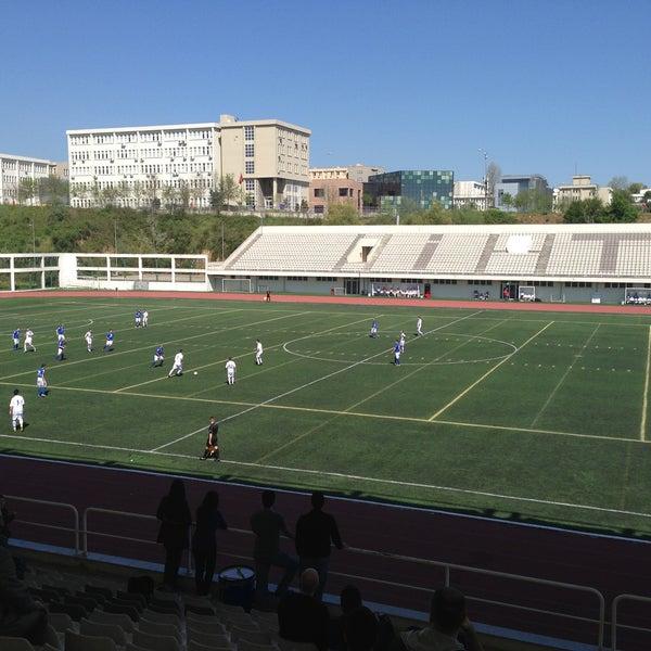 Photo prise au İTÜ Stadyumu par Atilla Y. le4/13/2013