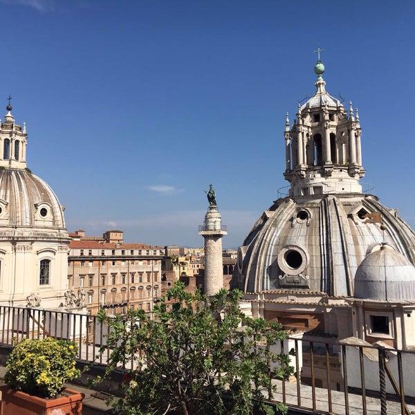 Foto di Terrazza Civita Palazzo Generali Piazza Venezia - Trevi - 3 ...