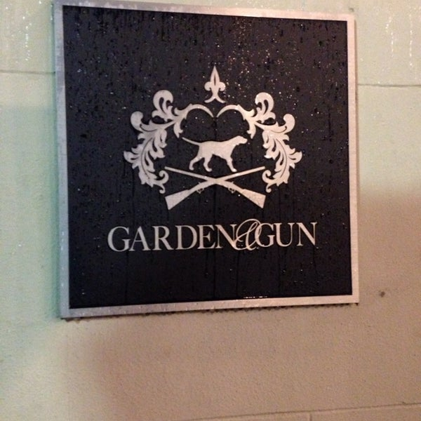 Garden Gun Magazine Radcliffeborough Charleston Sc