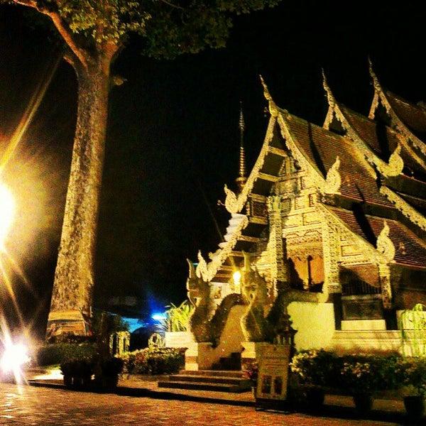 Photo taken at Wat Chedi Luang Varavihara by MrMeaW on 12/9/2012