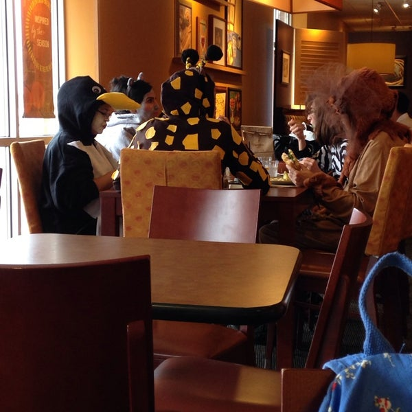Photo taken at Panera Bread by Monique C. on 10/31/2013