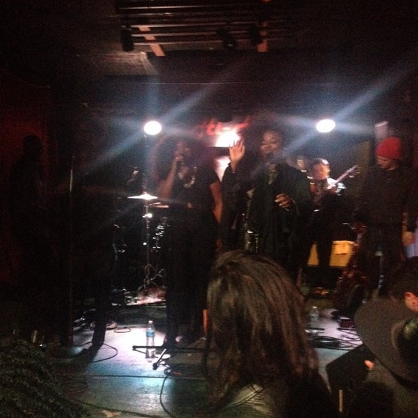 Photo taken at Hi-Ho Lounge by sheri' n. on 11/22/2014