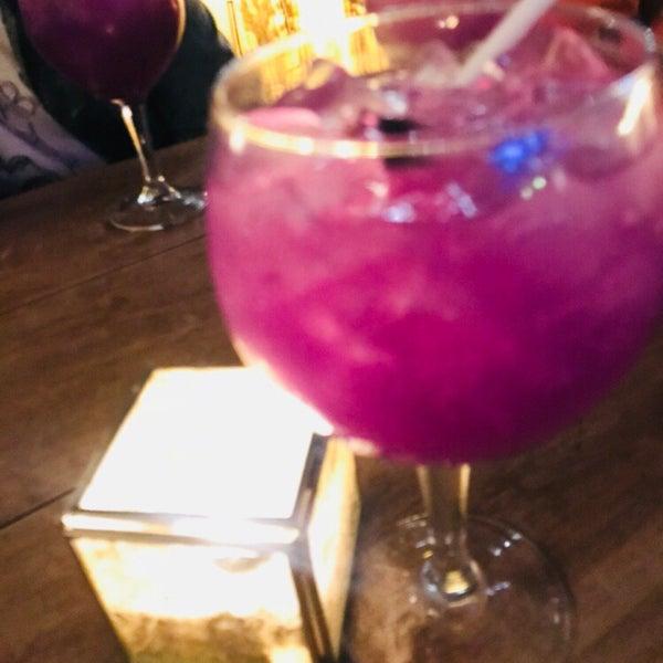 El Gin Tonic con lichis una delicia. 👌