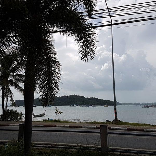 Photo taken at Ao Por Pier by Ünal A. on 7/27/2017