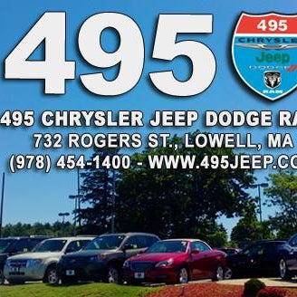 Photos at 495 Chrysler Jeep Dodge, Inc - Belvidere - 732 Rogers St
