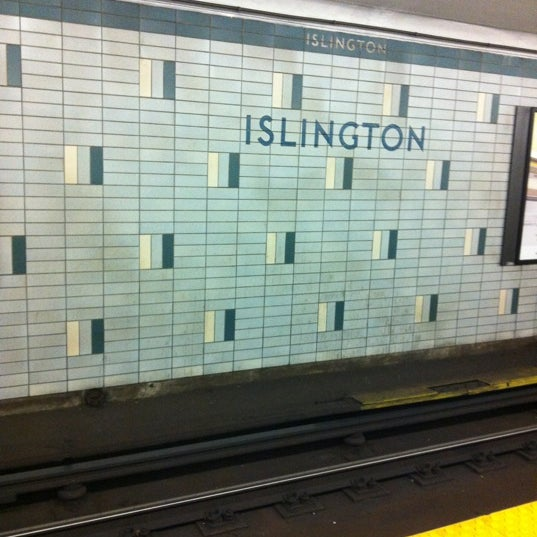Islington Subway Station Islington City Centre West