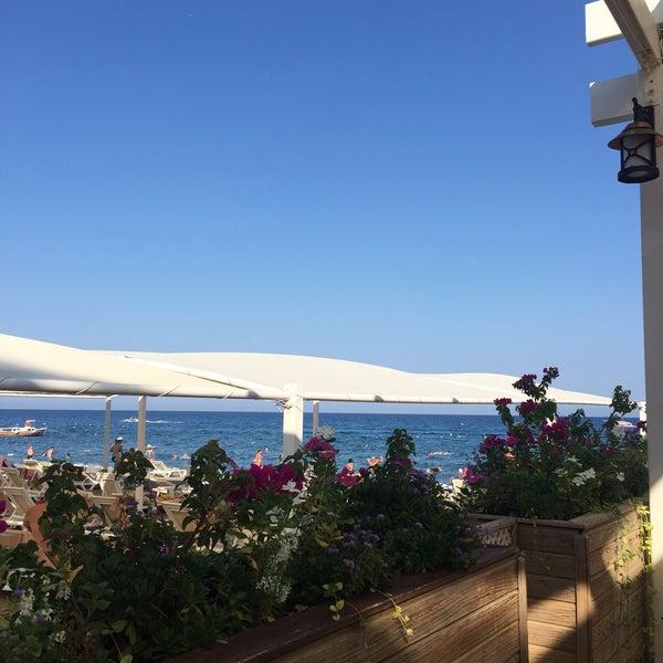 8/24/2017 tarihinde Derya Öktem O.ziyaretçi tarafından Mirada Del Mar Resort'de çekilen fotoğraf
