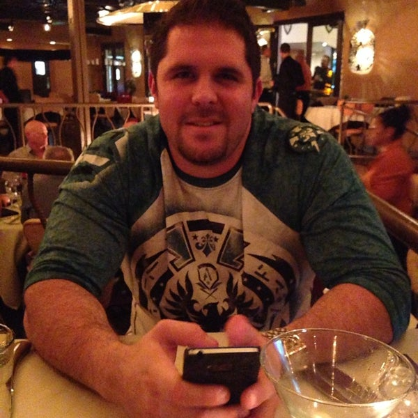 Photo taken at Mitch's on El Paseo Prime Seafood by Bryna J. on 1/11/2014