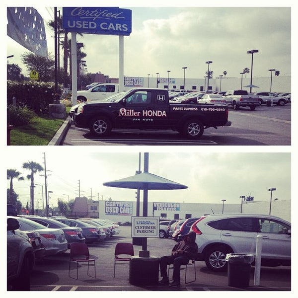 Photo Taken At Galpin Honda Service By Kylee D. On 4/2/2013
