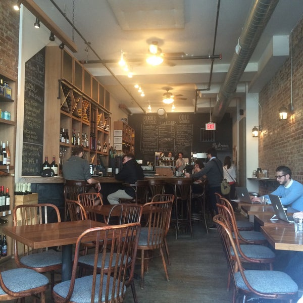 Photo taken at 1215 Wine Bar & Coffee Lab by Heather H. on 3/12/2015