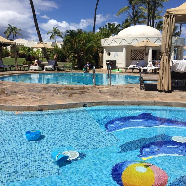 Fairmont Hotel Childrens Pool Pool