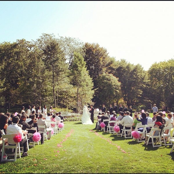 Photo taken at Cantigny Park by Mike F. on 10/3/2012
