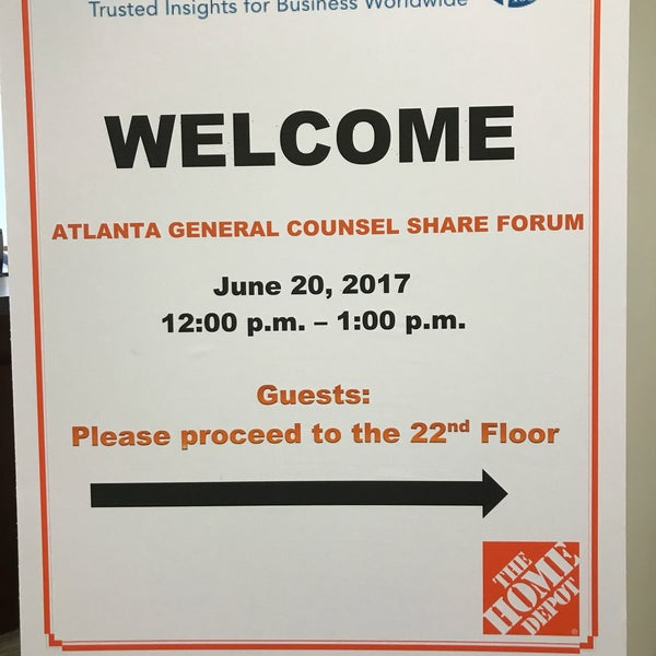 The Home Depot Store Support Center Address