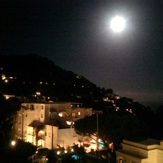 Photo taken at Quisisana Grand Hotel by Mari R. on 7/12/2014