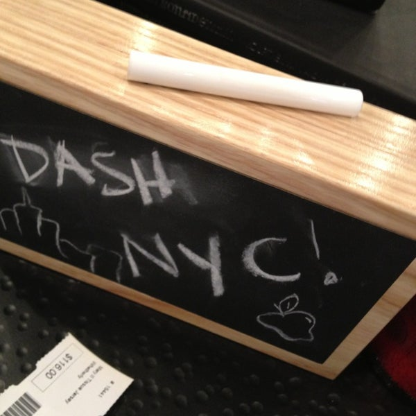 Photo taken at Dash NYC by Sandra S. on 8/30/2013