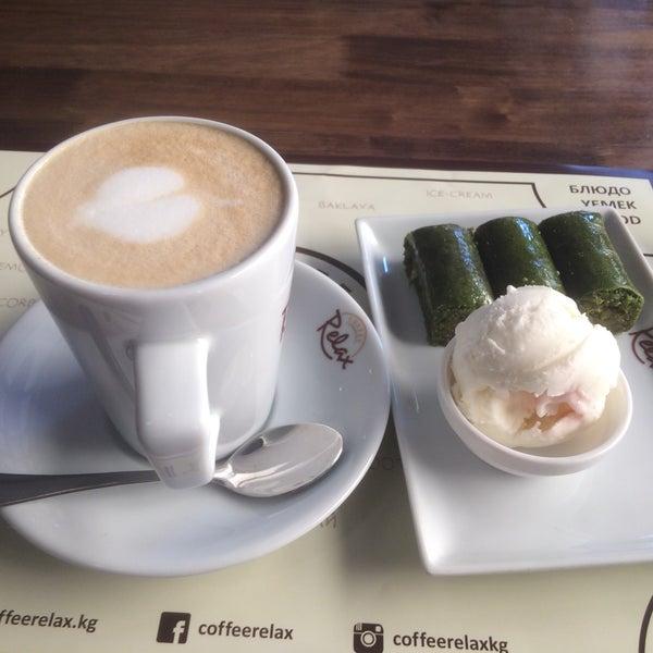 Снимок сделан в Coffee Relax пользователем Zeynep A. 11/29/2016