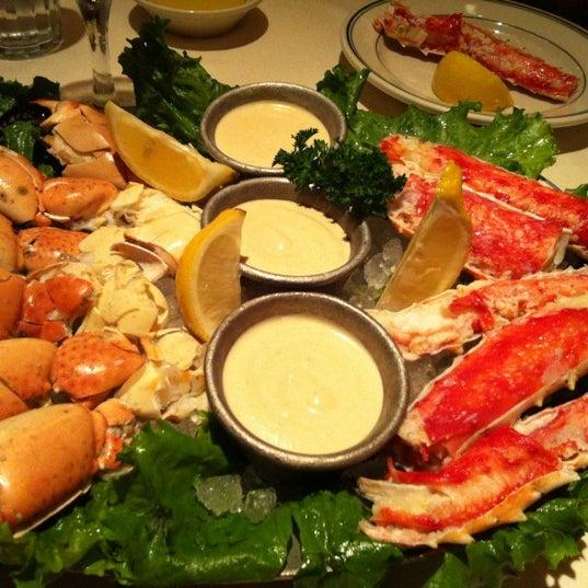 12/16/2012にJacciがJoe's Seafood, Prime Steak & Stone Crabで撮った写真
