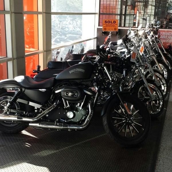 Photo taken at Orange County Harley-Davidson by D C. on 11/21/2014