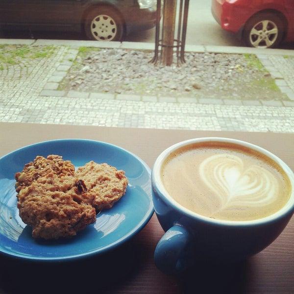 Photo taken at coffee room. by Jiri M. on 4/21/2014