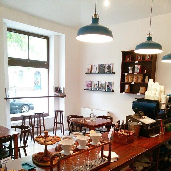 Photo taken at coffee room. by Jiri M. on 8/22/2014