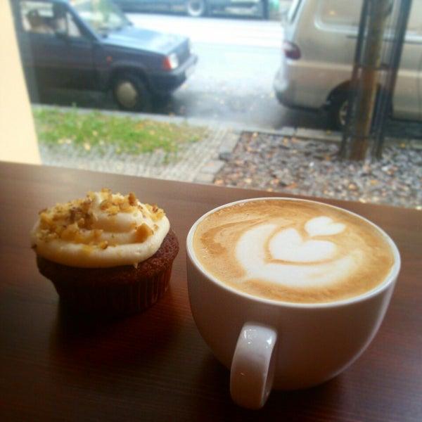 Photo taken at coffee room. by Jiri M. on 9/2/2014