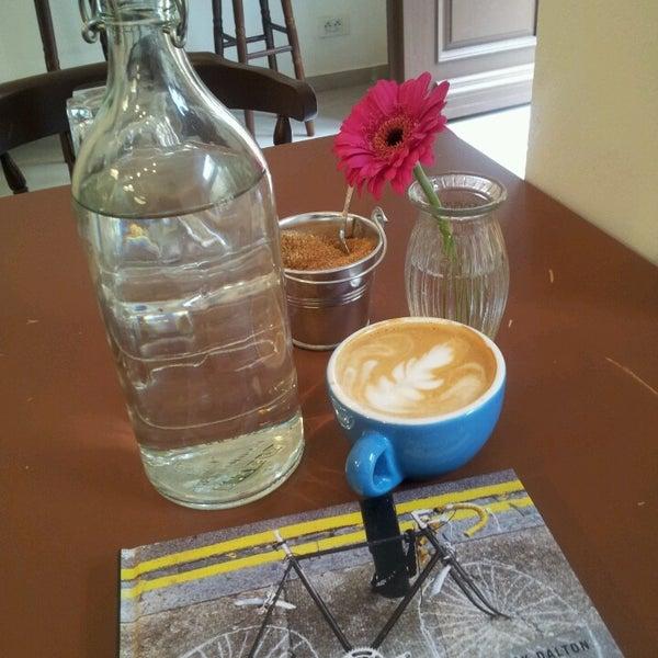 Photo taken at coffee room. by Monika K. on 4/22/2014