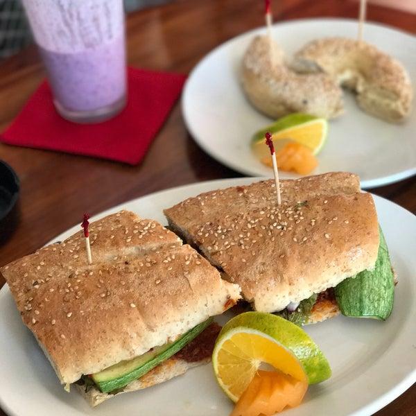 Veggie sandwich is all rite