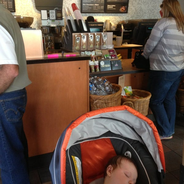 Photo taken at Starbucks by Norm F. on 1/20/2014