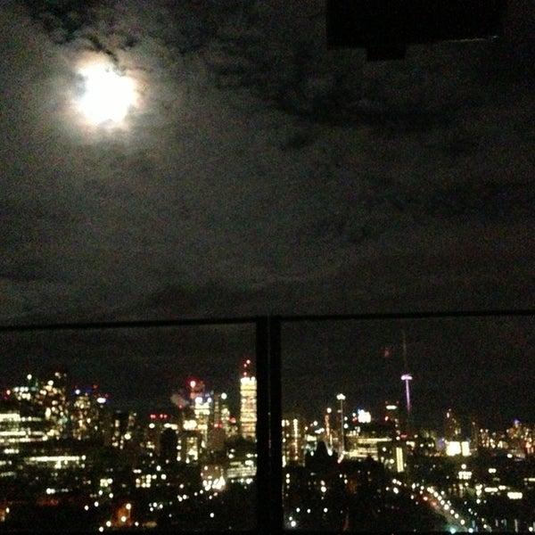 Photo taken at Park Hyatt Toronto by Mou on 3/28/2013