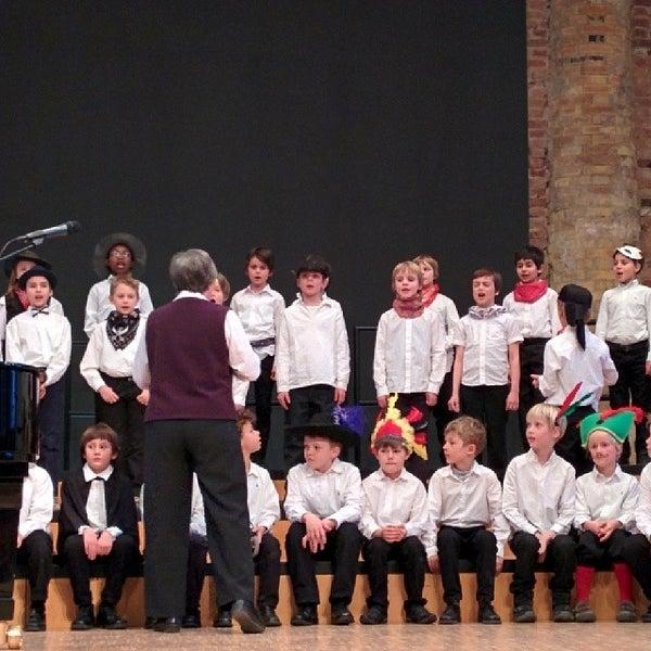 Photo taken at UdK Konzertsaal Bundesallee by Christian K. on 2/25/2014