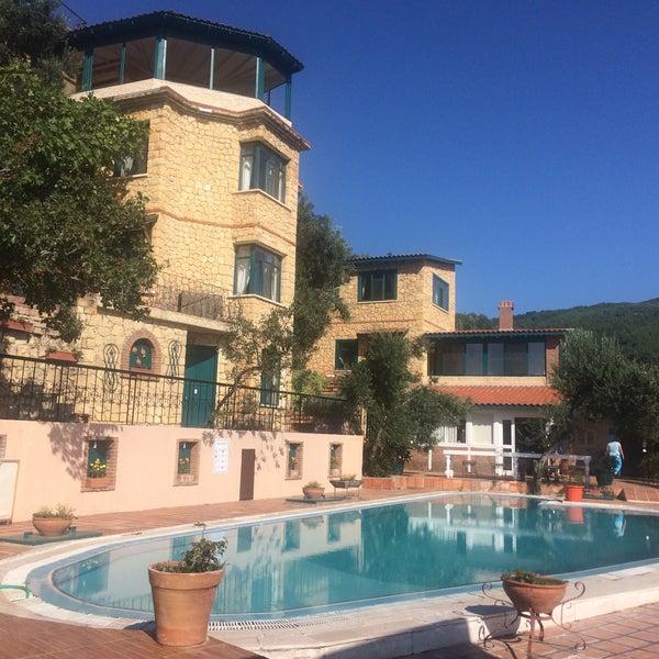 8/27/2017 tarihinde Pinar S.ziyaretçi tarafından Öngen Country Hotel'de çekilen fotoğraf