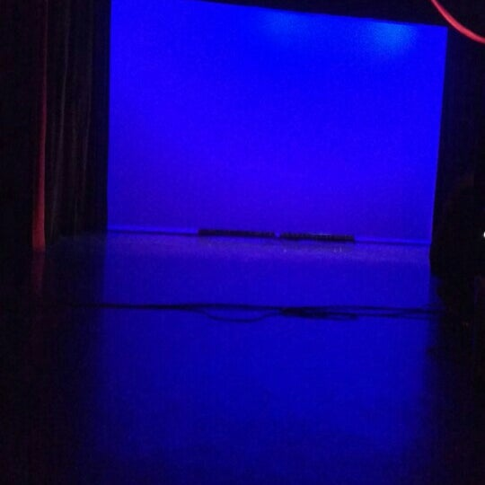 Photo taken at Boston University Dance Theater by Kit K. on 4/7/2016