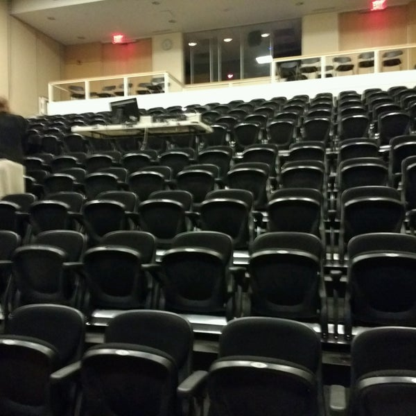 Photo taken at Boston University Dance Theater by Kit K. on 12/9/2016