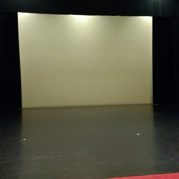 Photo taken at Boston University Dance Theater by Kit K. on 12/10/2016