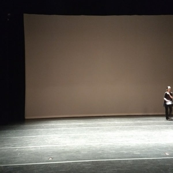 Photo taken at Boston University Dance Theater by Kit K. on 6/18/2017