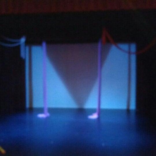 Photo taken at Boston University Dance Theater by Kit K. on 5/1/2016