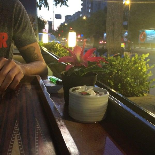 7/22/2016 tarihinde Burak A.ziyaretçi tarafından Caffe Sydney'de çekilen fotoğraf