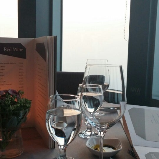 Photo taken at Namsan n Grill by Seung-eun R. on 8/12/2014