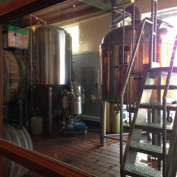 Photo taken at Iron Hill Brewery & Restaurant by Cara T. on 9/2/2013