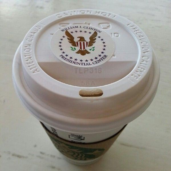 Foto tomada en William J. Clinton Presidential Center and Park por Brad P. el 10/7/2012