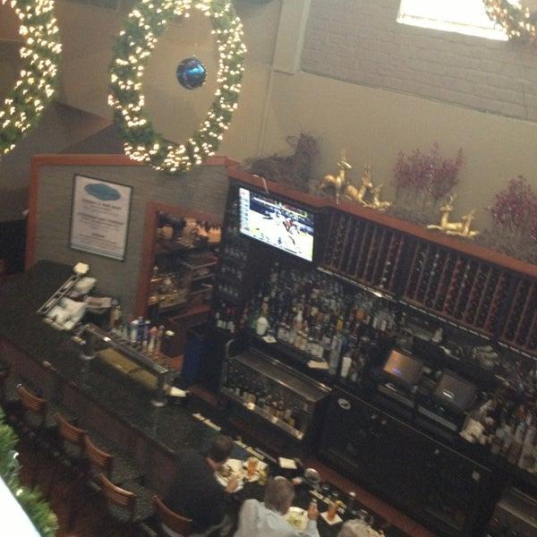 Photo taken at Bluestone Restaurant by Rajeev P. on 12/18/2012