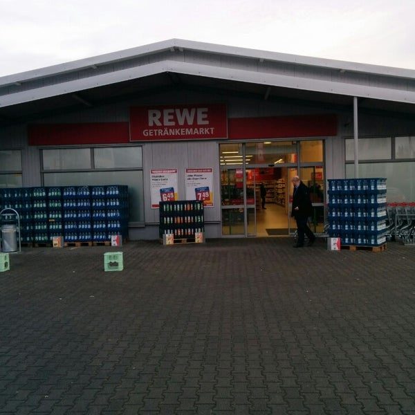 Photos at REWE Getränke - Am Klingenweg 2