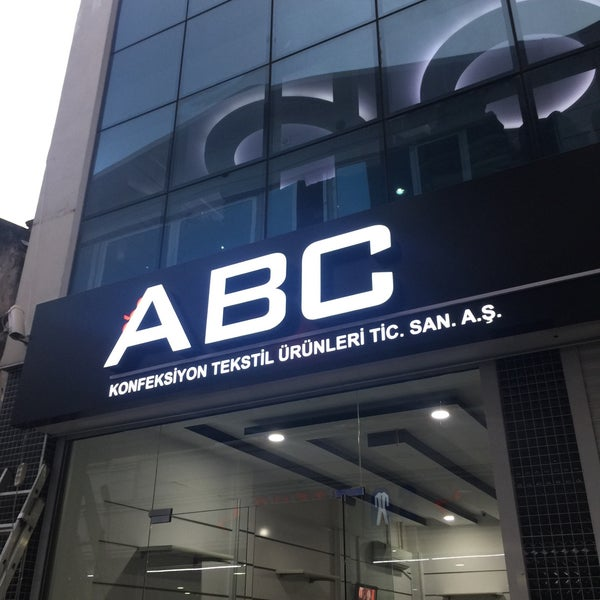 Photo Taken At Abc A By Ahmet C On 2 6