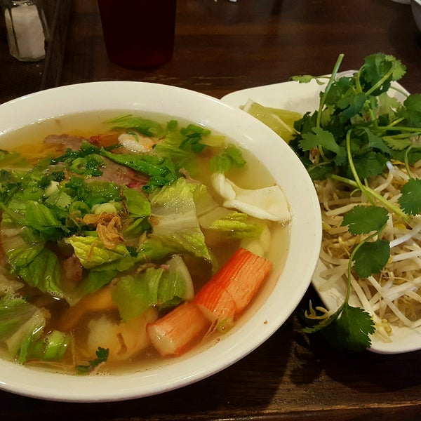 Photo taken at Bowl of Pho by David C. on 2/4/2017