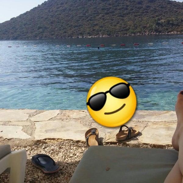 9/4/2017 tarihinde Hatice Y.ziyaretçi tarafından Olympos Mocamp Beach Club'de çekilen fotoğraf