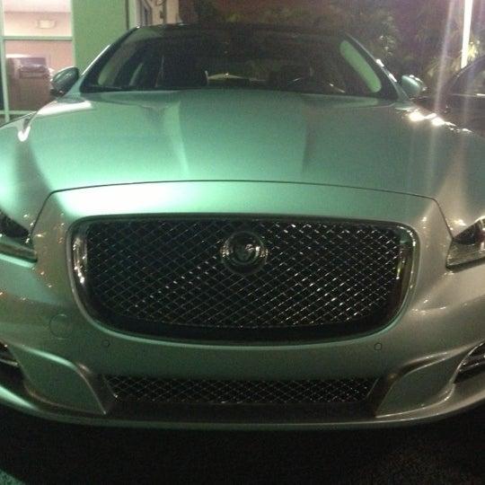 Photo Taken At Warren Henry Jaguar By James M. On 11/10/2012