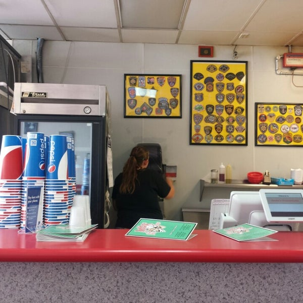 Photo taken at Amato's Cheesesteaks by Phil H. on 3/16/2015