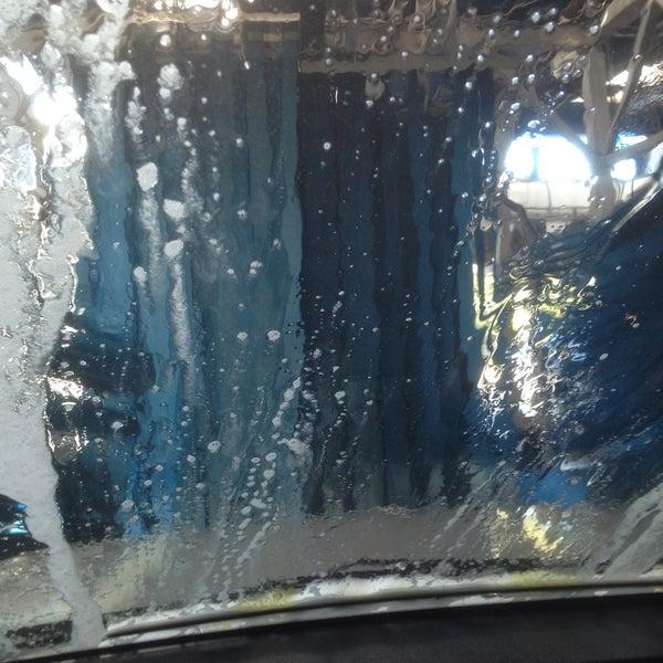 Photo taken at Carmel Car Wash by Brandon G. on 12/6/2014